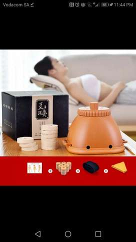 Body Massage Moxa Therapy Device