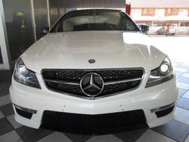 2013 Mercedes Benz C63 limited edition