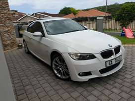 BMW 335i MSport Coupe Auto