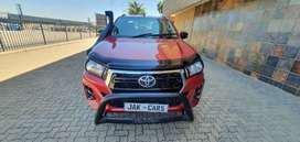2017 Toyota Hilux 2.4 GD6 Double Cab