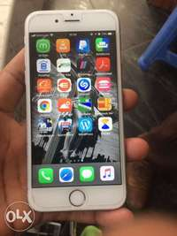 iPhone 6s 64gb Silver 0