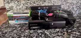Xbox 360 and Kinect