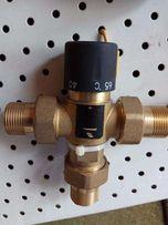 Трёхходовой клапан с термо-головкой смесительный