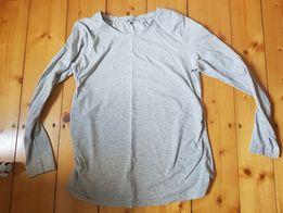 T-shirt ciążowy z długim rękawem