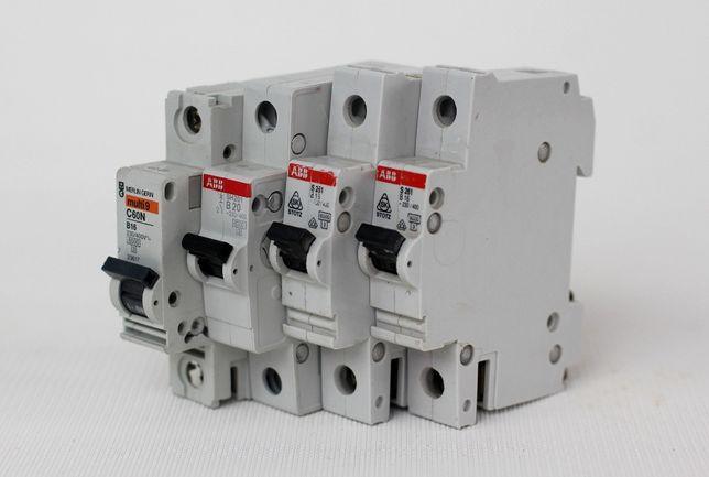Автоматичний вимикач / автомат защиты сети ABB