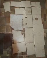 Плитка остатки