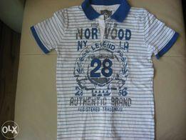 koszulka polo chłopięca rozmiar 134-140