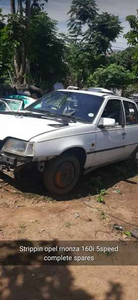 Strippin opel monza 160i 5speed complete spares for sale