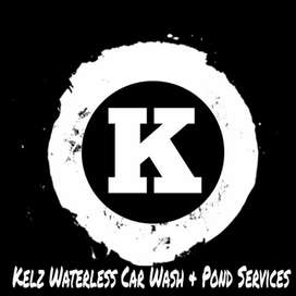 Kelz Waterless Car Wash And Pond Maintenance Service