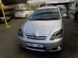 Toyota Runx 2.0 Rsi Manual For Sale