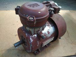 Электродвигатель 0.55 х 1500 об взрывозащищенный
