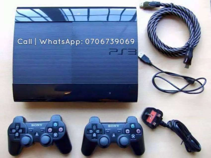 Play station 3 with games of your choice 0