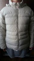 Quechua пуховик -куртка