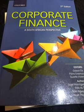 Corporate Finance A South African Perspective 2nd ed