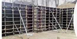 Wynajem Kraków szalunki rusztowania strop stemple doki H20 podpory