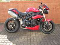 Image of 2013 Triumph Speed Triple 1050