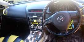 One of a kind Mazda RX 8 to make yours!