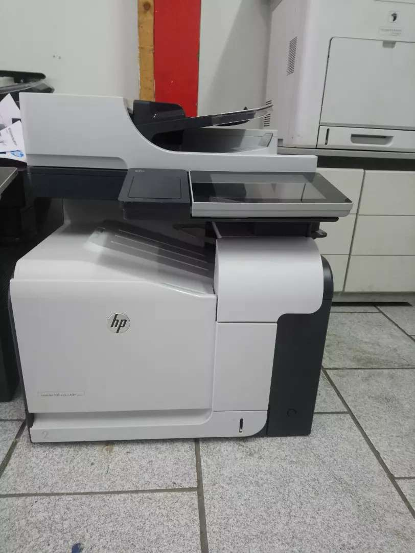 Hp LaserJet Pro 500 M525 Printer 0