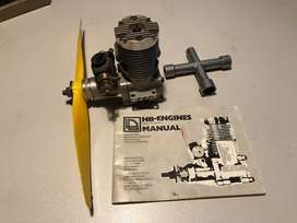 PDP Motor for RC Plane