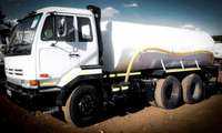 Image of Nissan CW350. 16000l Water Truck