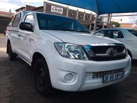 Toyota Hilux 2.7 VVTi single cab