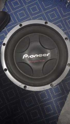 Pioneer 12 inch subwoofers
