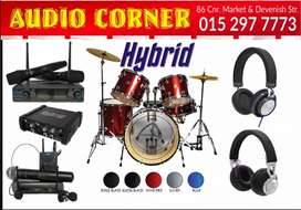 Musical Instruments Available instore