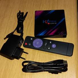 4K Android Smart tv Media player