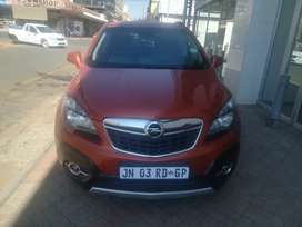 2017 Opel Mokka Auto Turbo for sale