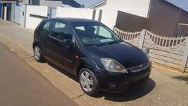 2007 Ford Fiesta 1.6 Duratec