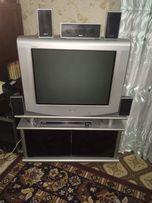 Телевизор Sony + тумба