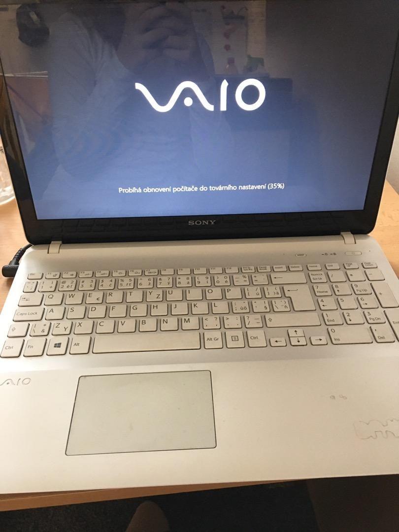 Notebook Sony Vaio 0