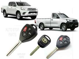 Toyota Hilux key coding now on special
