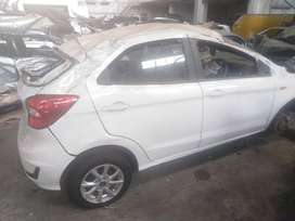 2018 Ford Figo stripping for spares by K & M Motor Spares