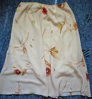 Zwiewna spódnica na lato, M/L (nowa)-20zł