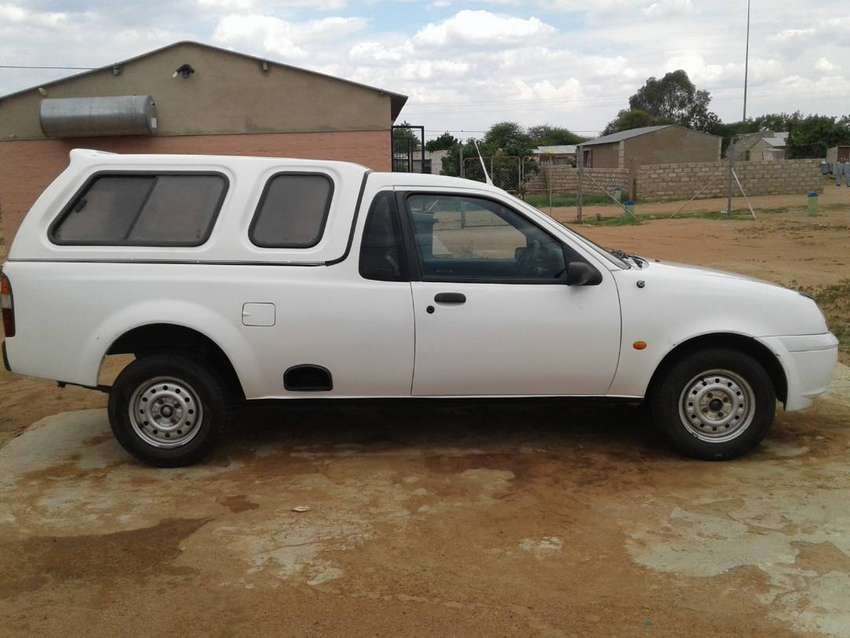 Ford Bantam Bakkie For Sale 0