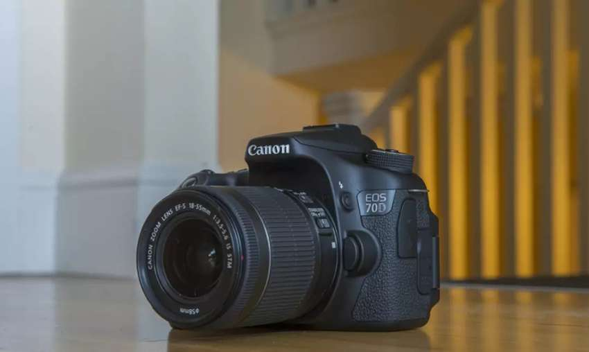 New Canon 70D 0