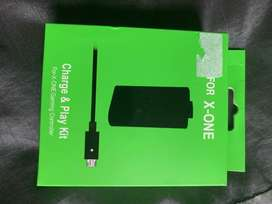xbox one play and charge kit
