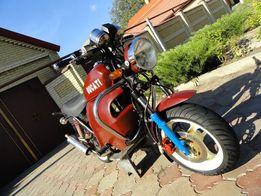 Продам крутой скутеро байк Speed Gear DUCATI 150(стантовый)