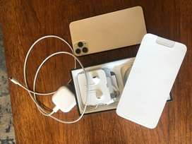 iPhone11 pro max Gold