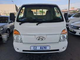 2007 Hyundai H100 2.5 Manual