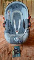 fotelik samochodowy Chicco Synthesis 0-13 kg z wkładką dla niemowlaka