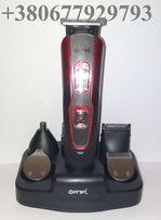 Триммер-бритва Gemei GM-592 10 в 1. Машинка для стрижки