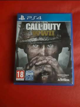 Call Of Duty: World War 2- PS4 Game