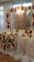 Декоратор зала. Декор на Вашу свадьбу, день рождения, вечеринку.