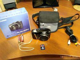 Фотоаппарат Canon SX130 IS black