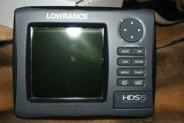 Lowrance 5 HDS 2 gen.