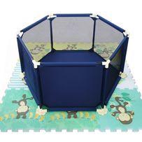 Basen na kulki kojec łóżeczko turystyczne łóżko dla dziecka suchy