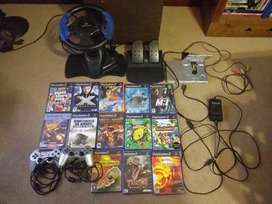 Playstation 2 for sale with extras