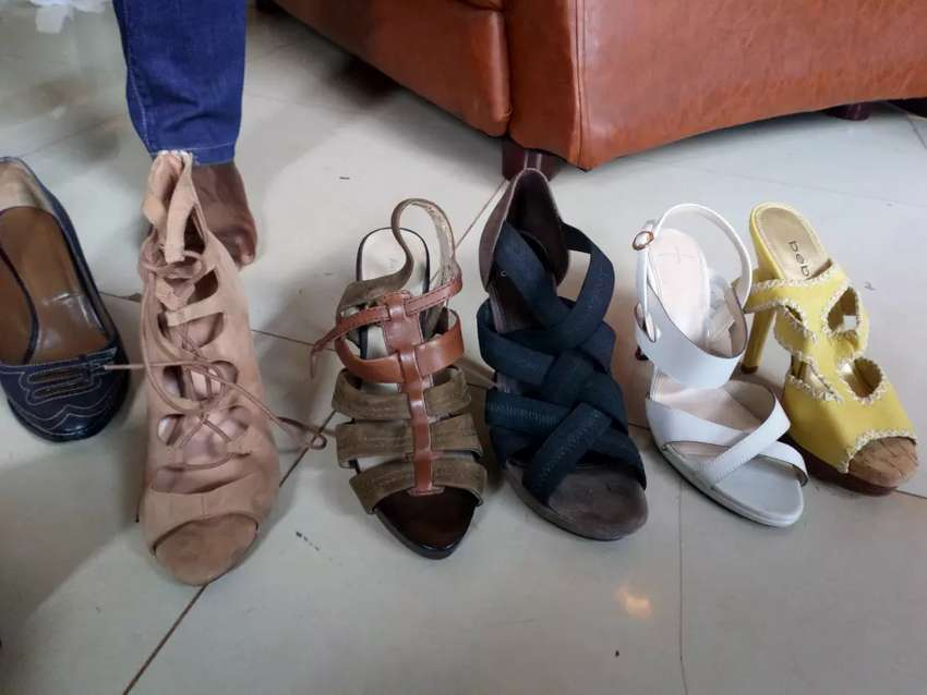 Lady shoes from  USA. 0